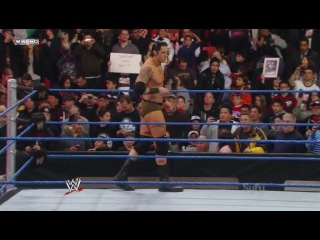 WWE Friday Night SmackDown  �� ������� ����� �� 545TV. ����������� �������� ������